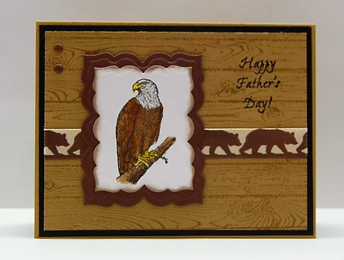 Eagle - Happy Father's Day!