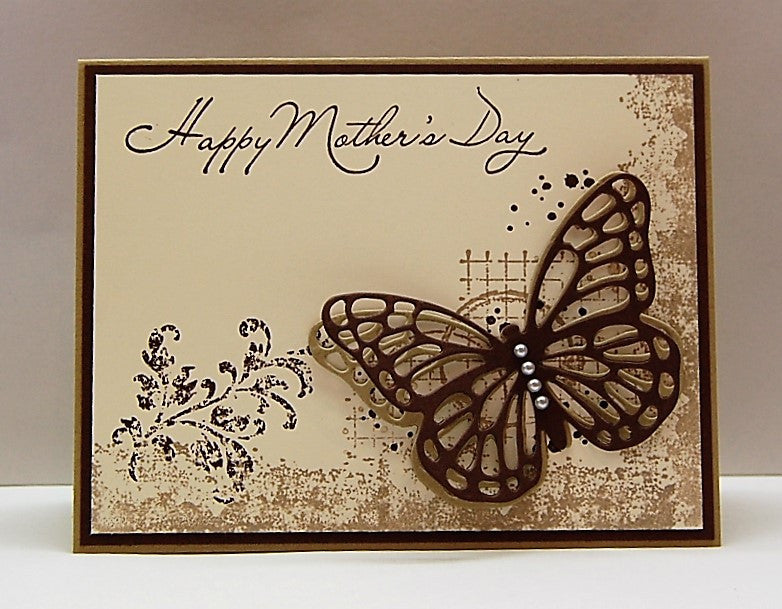 Butterfly - Happy Mother's Day