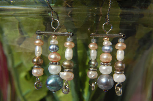 Chandelier Pearls