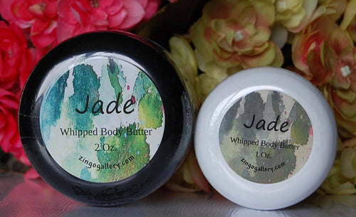 Jade Whipped Body Butter - 1 oz