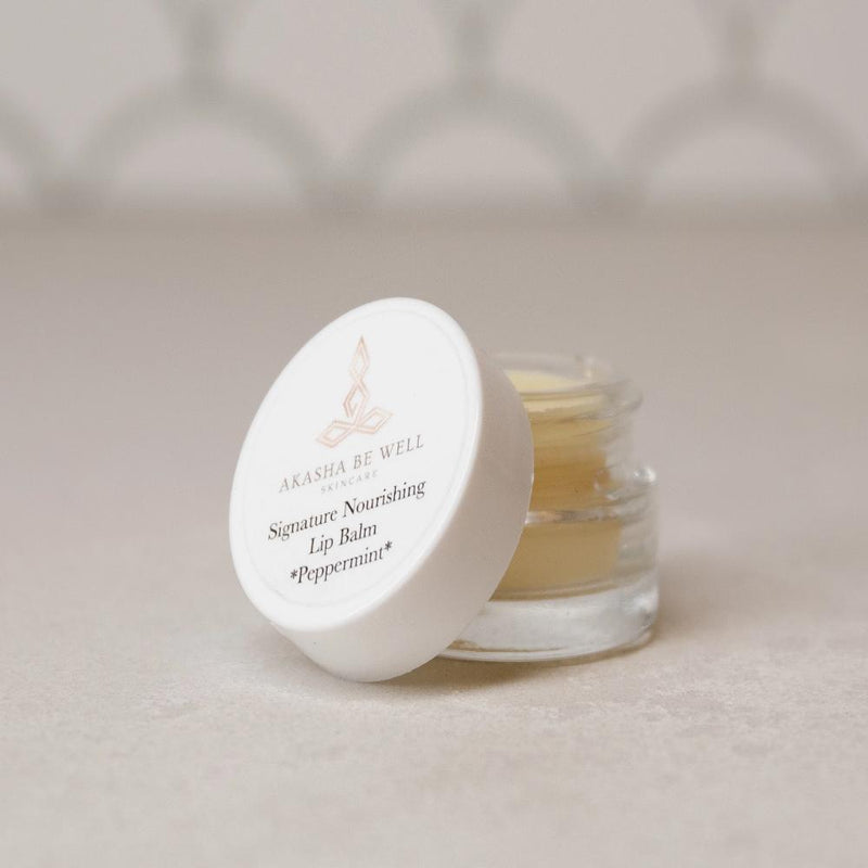 Signature Nourishing Lip Balm - Akasha Be Well Skincare
