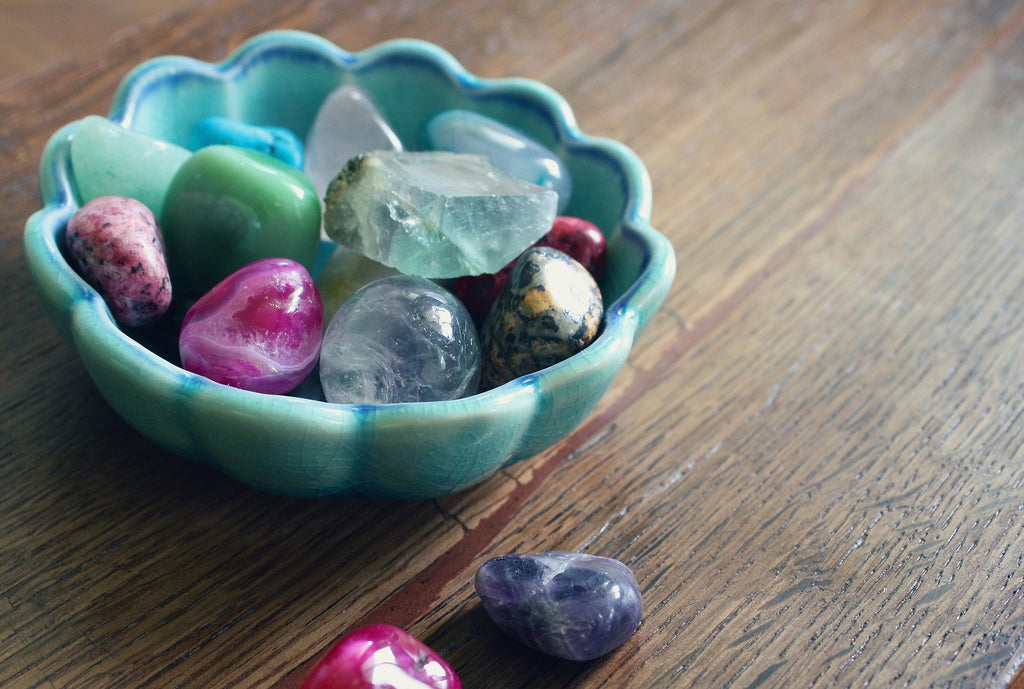 Cleansing Your Healing Crystals
