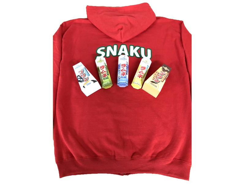 SNAKU CHRISTMAS HOODIE COMBINATION