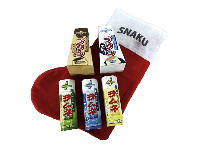SNAKU CHRISTMAS SANTA'S SOCKS COMBINATION