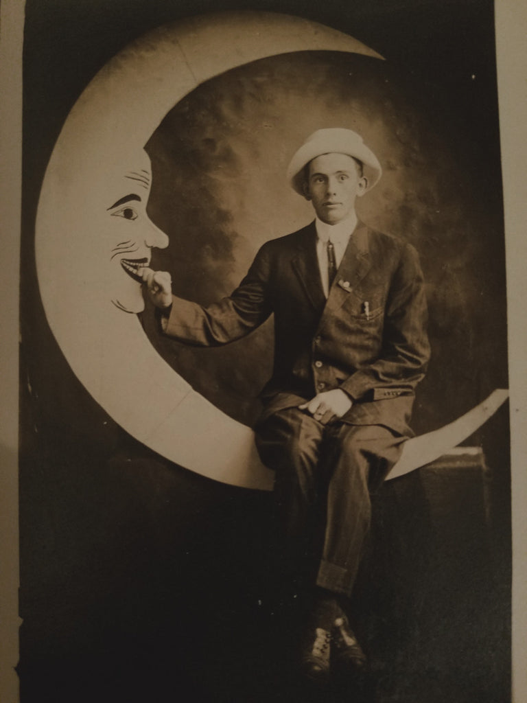 Gannon Hat Company Vintage Photo Circa 1920