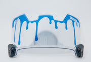 DRIP VISOR - ROYAL BLUE