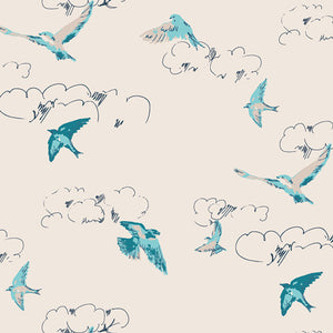 Summers Dance Cotton Fabric