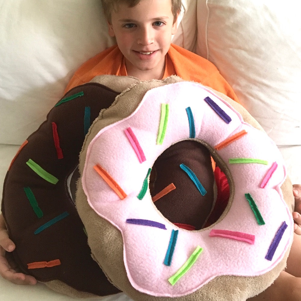 Kid Donut Sewing Class - Saturday March 7th, 9:30 - 12:00