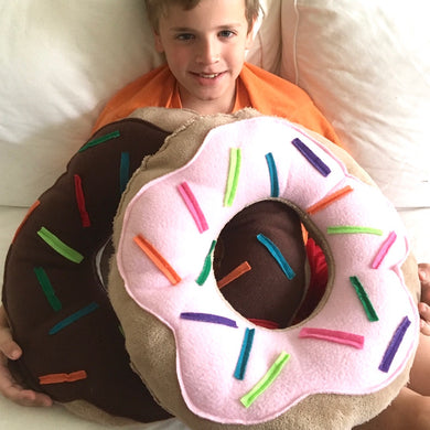 Donut Sewing Class for kids - Saturday March 23rd, 9:30 - 12:00