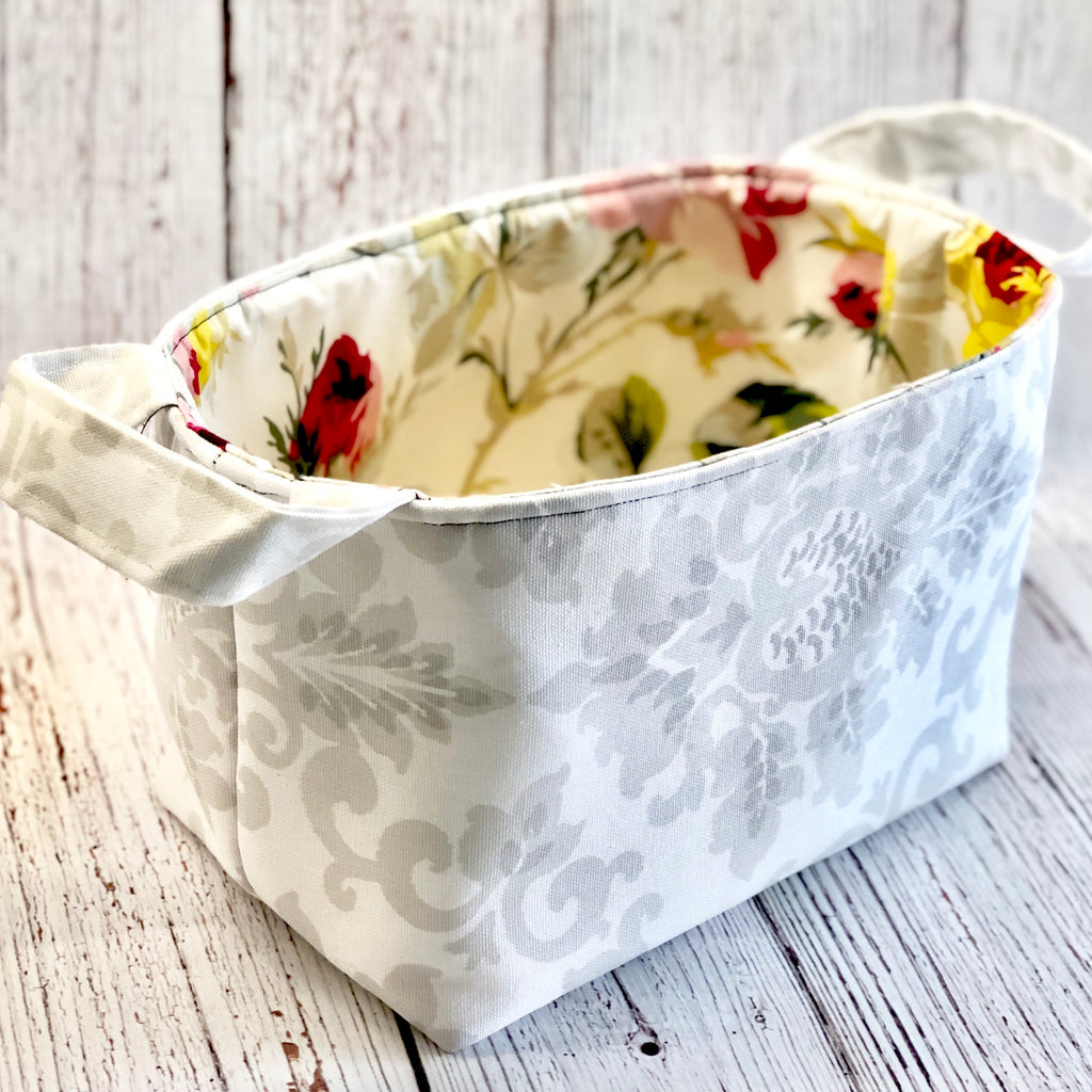 Adult Fabric Basket Workshop - Saturday, March 7, 2020 - 1:30-4:00