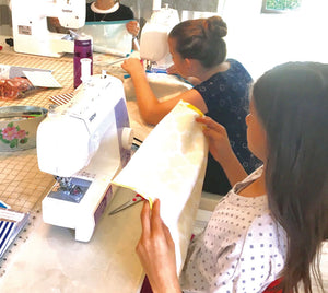 Kids Beginner Sewing - Wednesday March 10, 2021 - 9:30-12:00