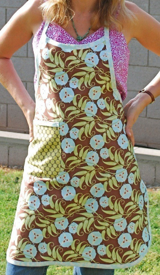 Shopgirl (and boy!) Apron - PDF