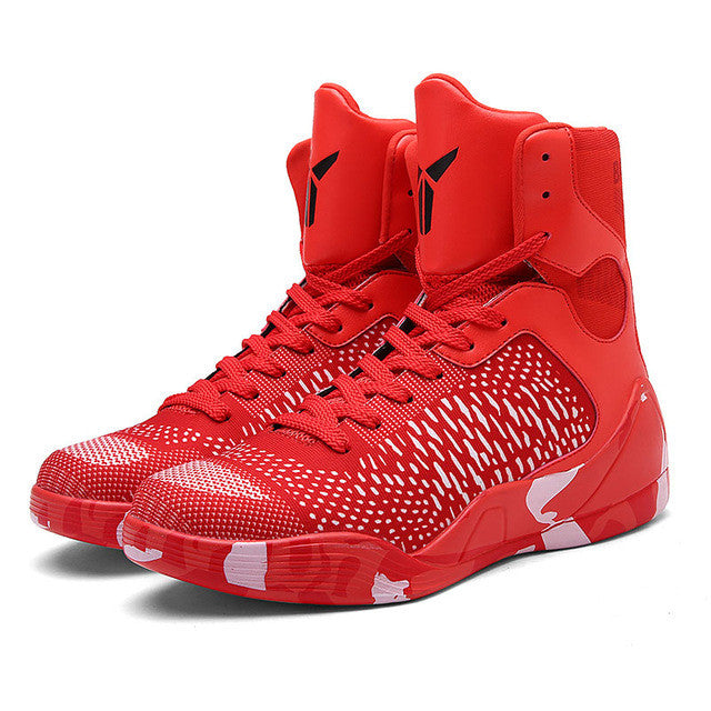 8c3c6fbaa77d Humtto Men Basketball Shoes Air Damping Men Basketball Sports Sneakers High  Top Basketball Sneakers Male Outdoor