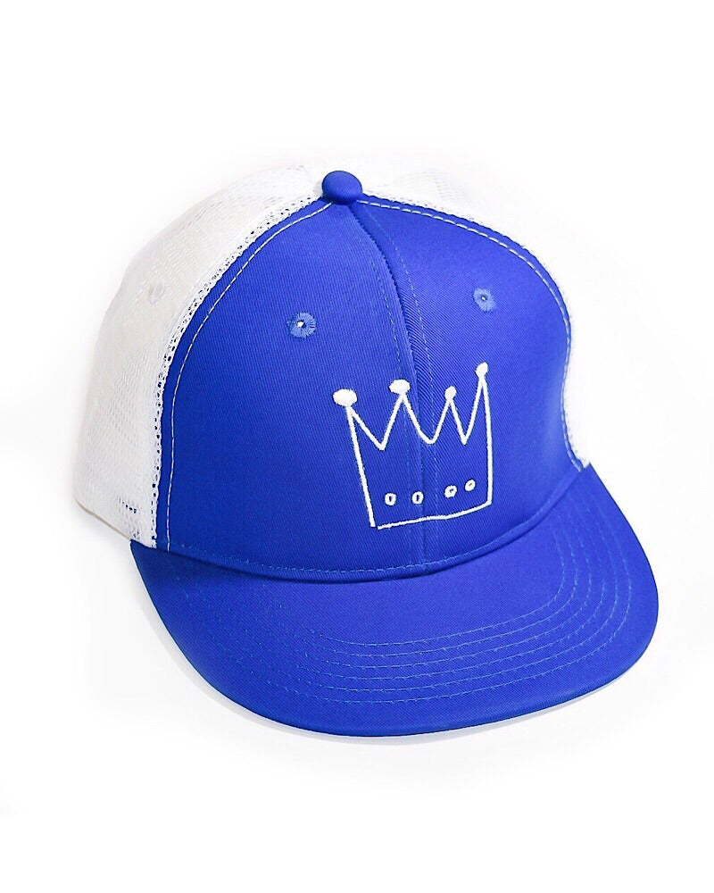 Snapback Blue - Castle Rose Boutique