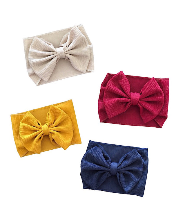 Turban Bow Headband