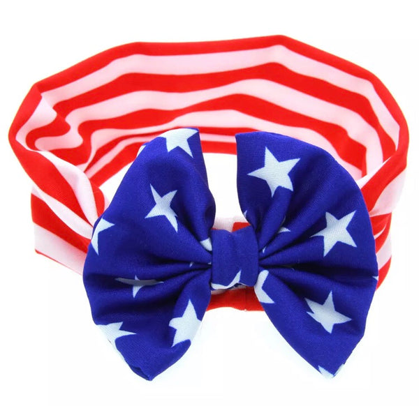 messy bow headband - Castle Rose Boutique