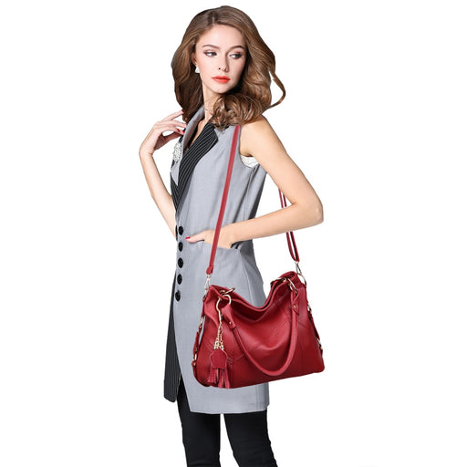 Lanzhixin Womens Leather Handbags