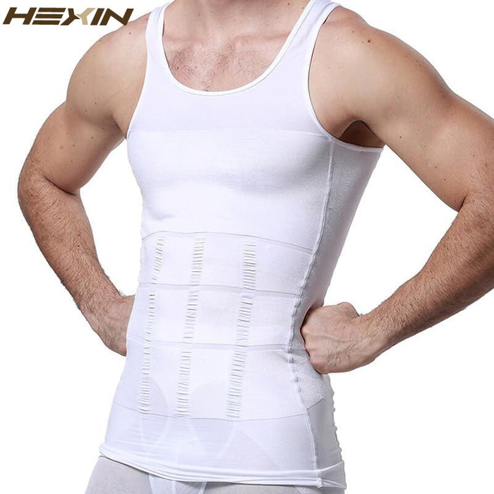HEXIN Men's Slimming Body Shapewear