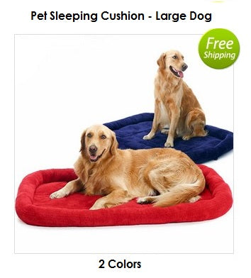 Pet Sleeping Cushion