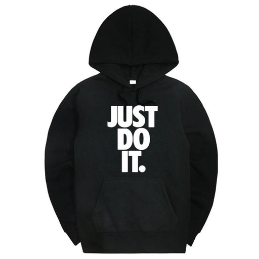 Mens Hoodies - Just Do It