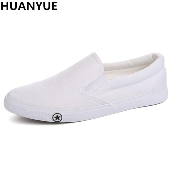 Classic Men Canvas Shoes