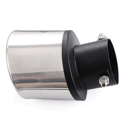 Auto Exhaust Muffler Tip Stainless Steel Pipe
