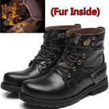 SURGUT Brand Waterproof Winter Boots