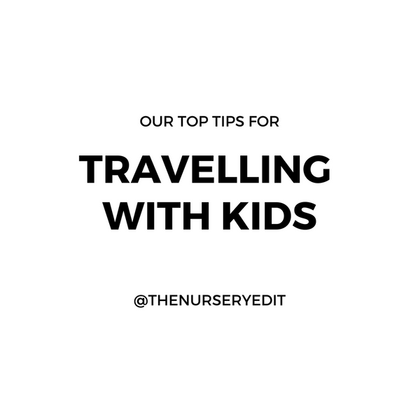 Our Top Tips For Travelling With Kids