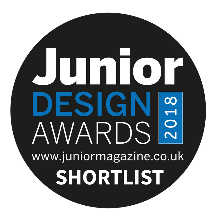 We've Been Shortlisted For a Junior Design Award