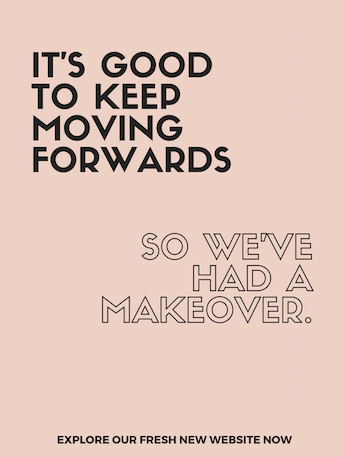 It's Good To Keep Moving Forward.