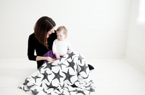 Etta Loves at The Nursery Edit - Baby sensory muslins
