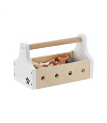 Kids Concept Wooden Toy Tool Set