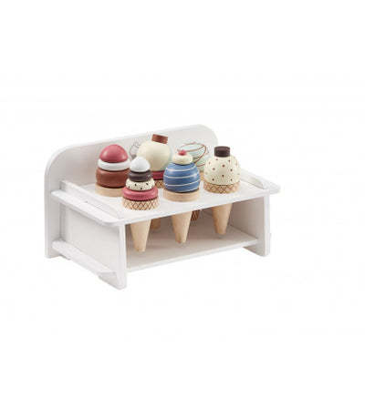 Kids Concept Wooden Ice Cream Set