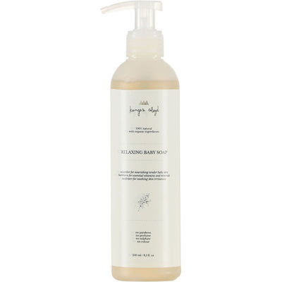 Konges Slojd Natural Baby Wash - Nursery Edit