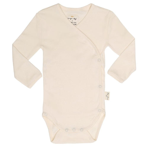 Konges Slojd Newborn Wrap Organic Body - Natural - Nursery Edit