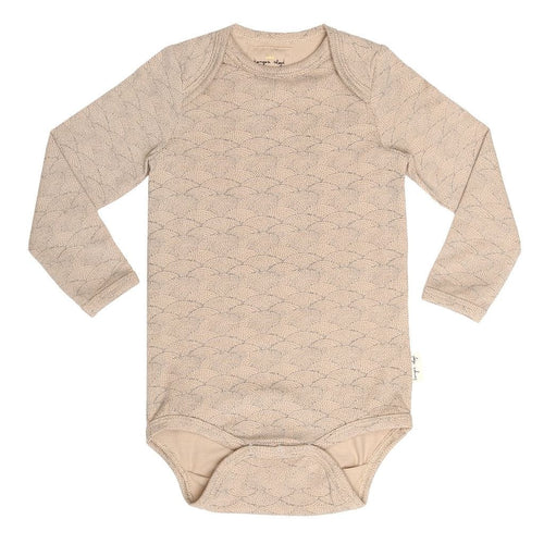 Konges Slojd Organic Body - Sea Shell Old Rose - Nursery Edit