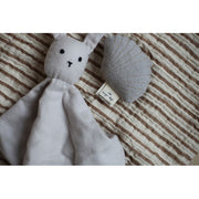 Konges Slojd Sleepy Rabbit Comforter - Nimbus Cloud
