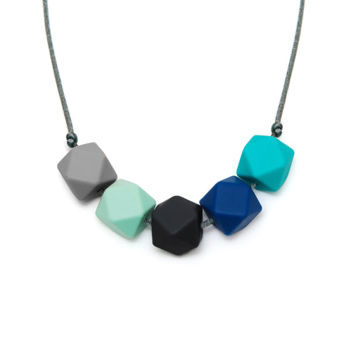 Lara & Ollie Anna Teething Necklace - Nursery Edit