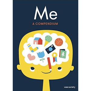 Me: A Compendium Book - Nursery Edit