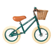 Banwood First Go! Balance Bike - Green - Nursery Edit