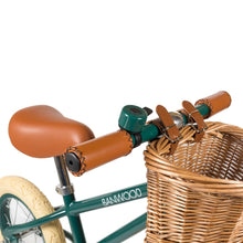 Load image into Gallery viewer, Banwood First Go! Balance Bike - Green - Nursery Edit