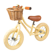 Banwood First Go! Balance Bike - Vanilla - Nursery Edit