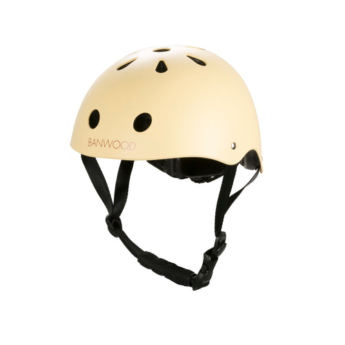 Banwood Bike Helmet - Matte Vanilla - Nursery Edit