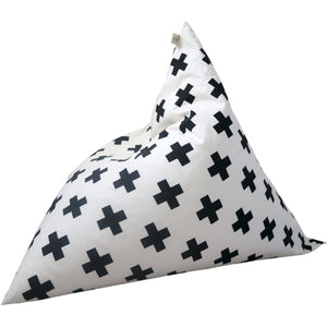 Wildfire Teepees Cross Pyramid Bean Bag - Nursery Edit