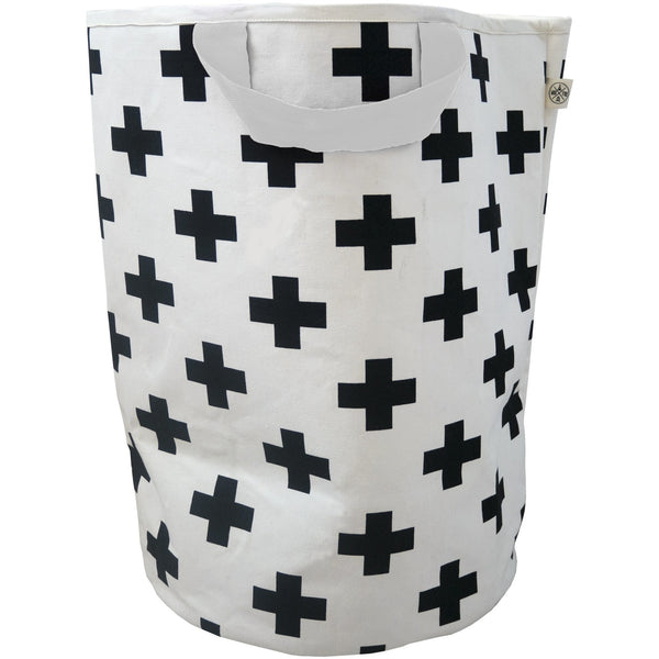 Cross Toy Storage Bag - White Handle