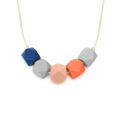 Lara & Ollie Georgia Teething Necklace - Nursery Edit