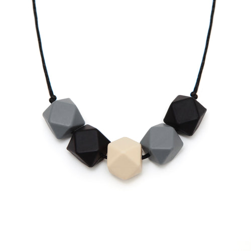 Lara & Ollie Grace Teething Necklace - Nursery Edit