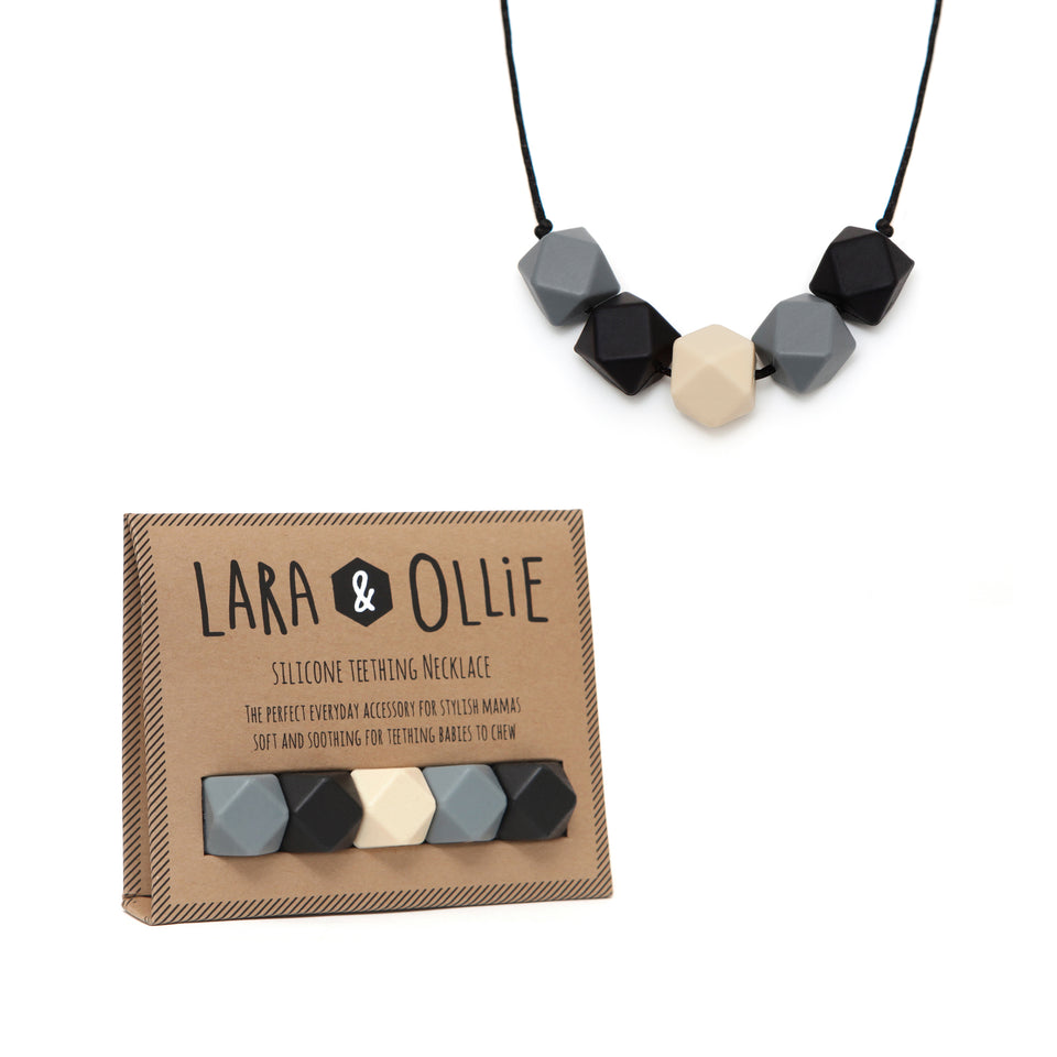 Lara & Ollie Grace Teething Necklace
