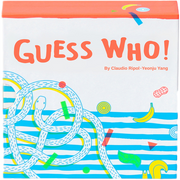 Guess Who Book - Nursery Edit