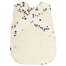 Load image into Gallery viewer, Konges Slojd Comea Mulberry Wipe Clean Large Bib - Nursery Edit